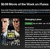 How To Get the 99 Cent Movie Rentals From iTunes