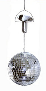 Solar Disco Ball: Party On, Geek