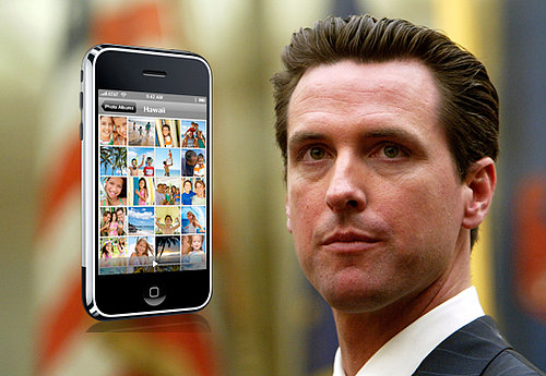Gavin Newsom Under Fire For Not Releasing His Personal iPhone