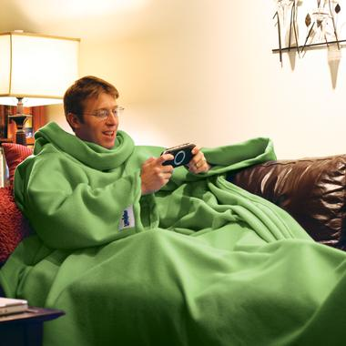 Slanket: Cozy and Humiliating