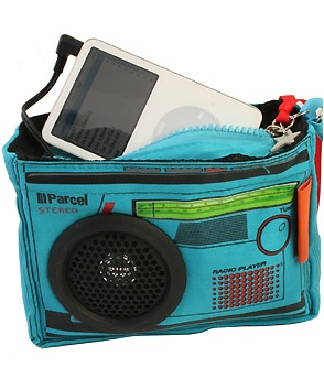 Walkman Radio Wristlet Brings Sexy Vintage Back
