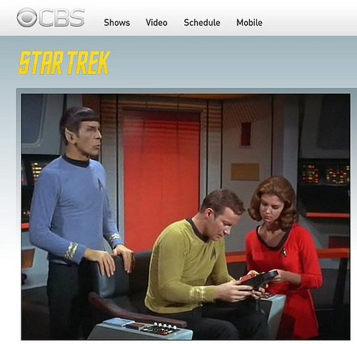 Watch Full Star Trek Episodes on CBS.com