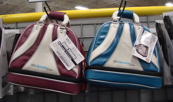 Wii Travel Bowling Bags