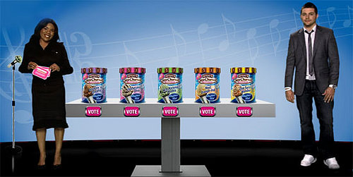 Dreyer's/Edy's Unveil Their New Season of American Idol-Themed Ice Cream