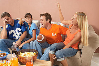 What's Your Favorite Football Snack?