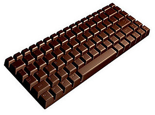 Yummy Links: From Chocolate Keyboards to Espresso