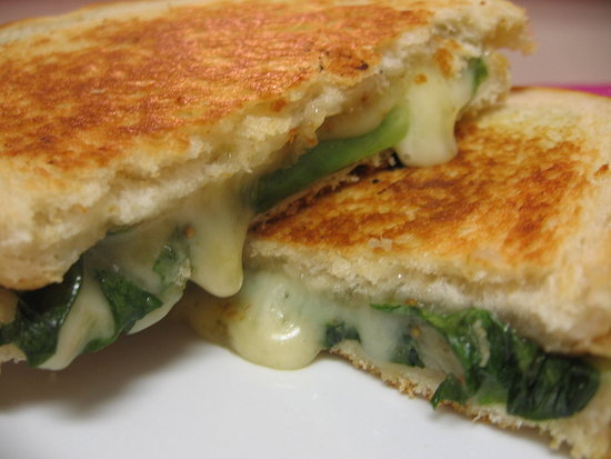 Droolworthy Grilled Cheese
