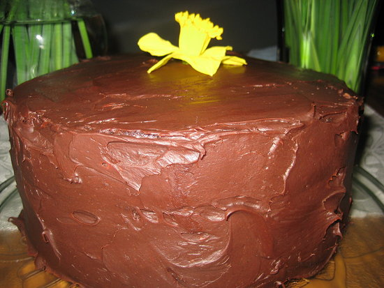 Famous Chocolate Cake