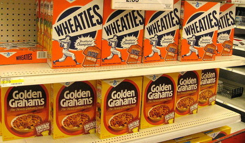 General Mills Releases Vintage Cereal Boxes and Vintage Tees