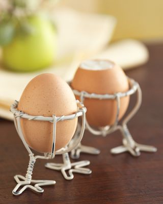 Chick Feet Wire Egg Cup