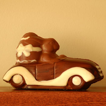 Cruisin Chocolate Bunny