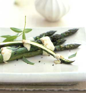 One of my favorite Spring veggies is asparagus. I can't wait to try this Asparagus with Fresh Mozzarella.