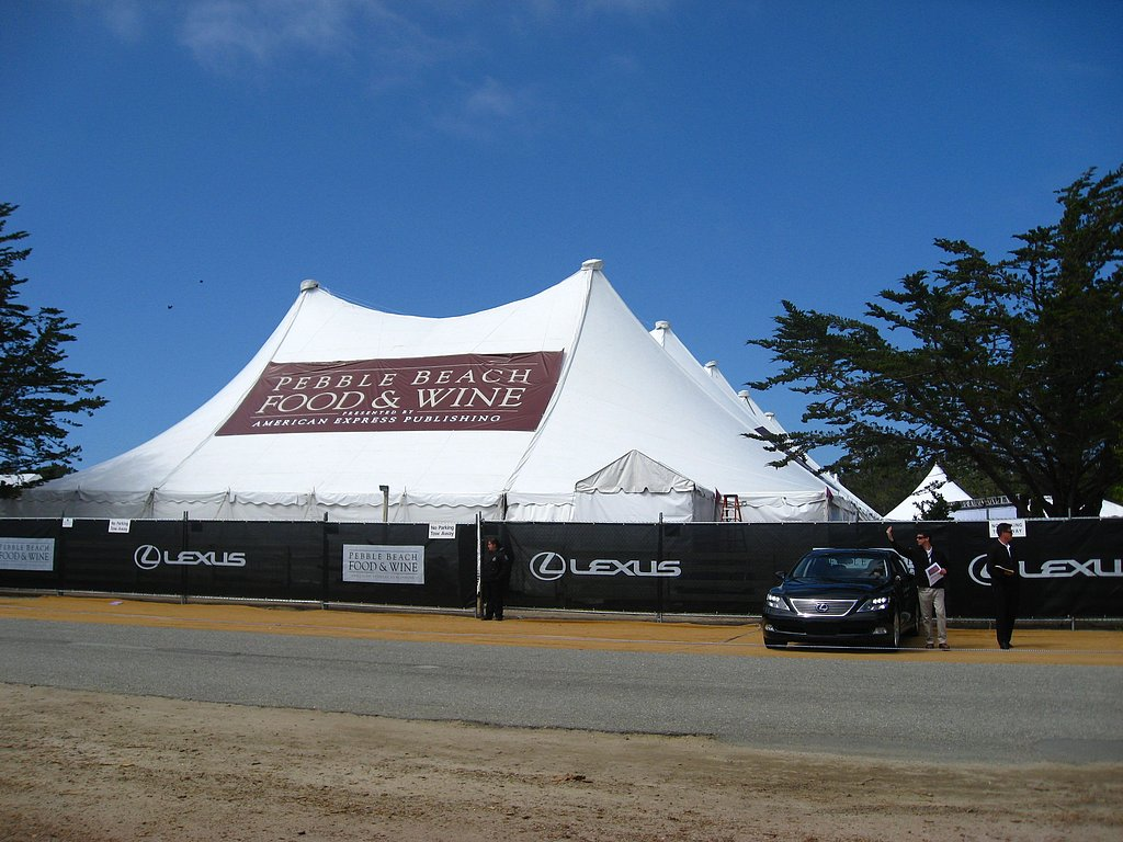 1st Annual Pebble Beach Food and Wine