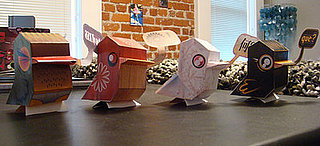 Fun and Crafty PaperBird at Mckbillio.com