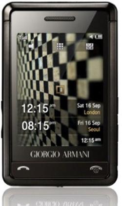 Armani Phone