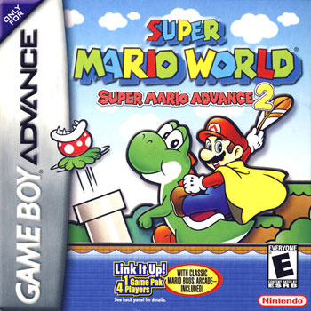 Super Mario World Advance 2: GBA