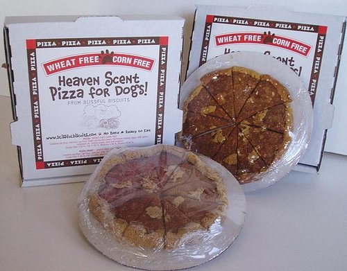 Heaven Scent Pizza - For Your Dog, Not For You!