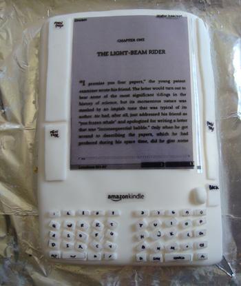 Kindle Cake
