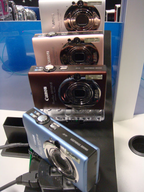 Canon Powershot SD1100