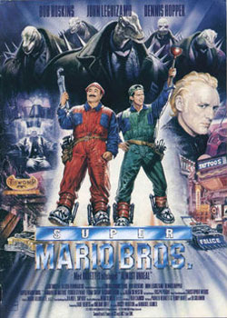 Super Mario Bros. Movie Flashback