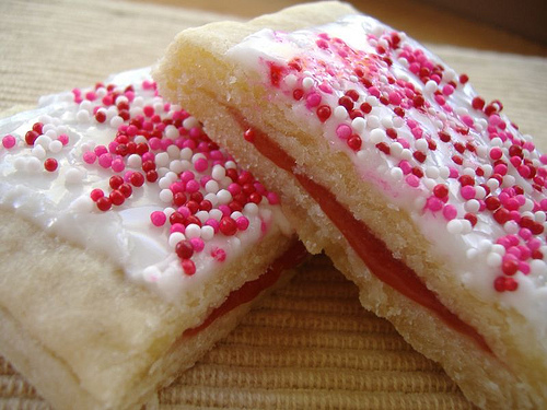 Yummy Link: Homemade Pop Tarts