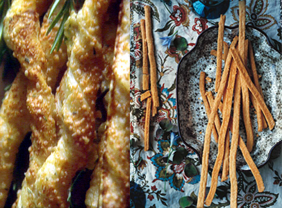 Cheese Straws Two Ways — Beginner and Expert