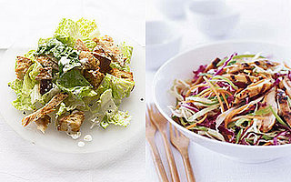 Would You Rather Eat Chicken Caesar or Chinese Chicken Salad?