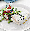 Fast &amp; Easy Dinner: Poached Halibut with Green Beans and Potatoes 