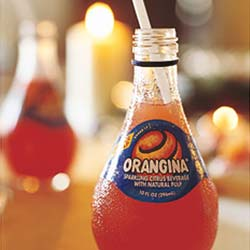 Happy Hour: Orangina Sunrise