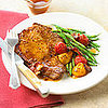 Fast &amp; Easy Dinner: Pork Chops Primavera