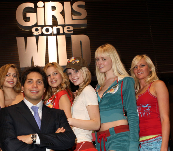 Joe Francis Likes Girls, Not Taxes