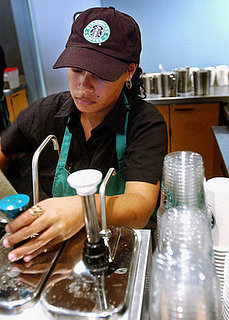 New York Baristas Sue Starbucks