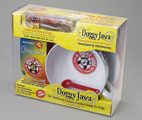 Doggy Java: Spoiled Sweet or Spoiled Rotten?