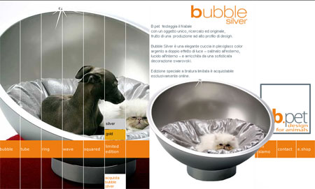 B.pet Bubble Silver