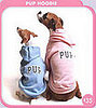 PetSugar to the Rescue! Hoodies For the Big (Girly) Dogs