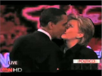 Did the Hillary/Obama Make-Out Video Go Too Far?
