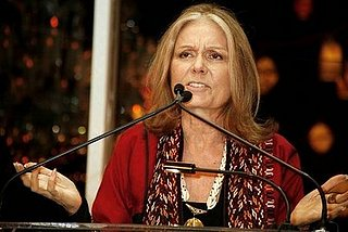Gloria Steinem Campaigns for Hillary Clinton