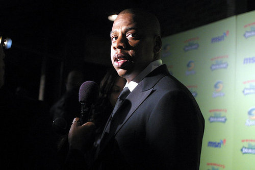 Jay-Z Campaigns For Obama