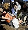 Bush Vetoes Bill Banning Waterboarding