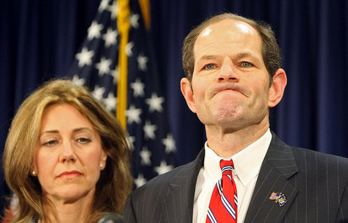 Eliot Spitzer Sex Scandal