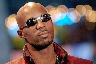 DMX Learns Who's Running For President