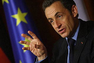 Nicolas Sarkozy Cuts Nuclear Weapons