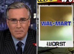 Keith Olbermann Continues Feud Against Wal-Mart, Wal-Mart Responds