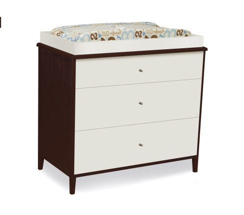 Silverlake Combo Dresser-Changer