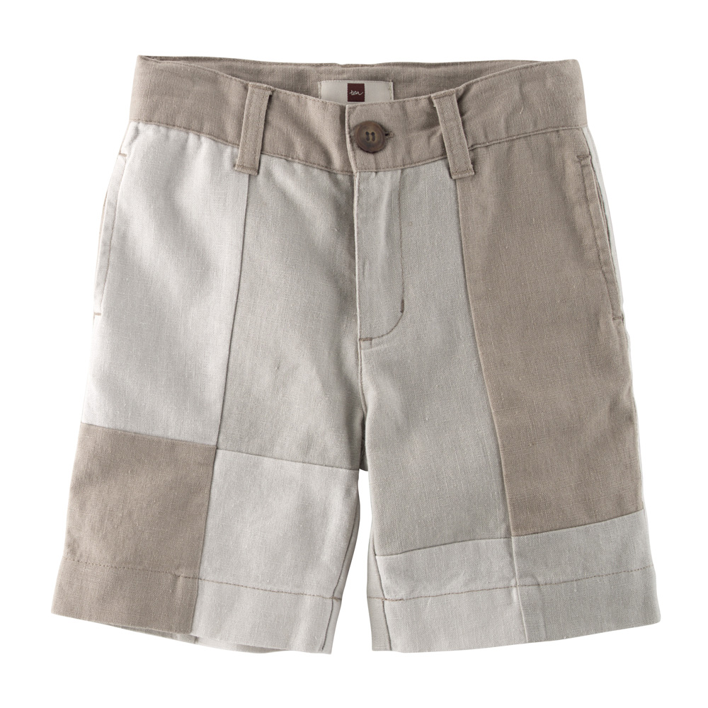 Peul Patchwork Shorts ($45)