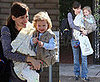 Jennifer Garner and Violet Affleck Enjoy the Sunshine
