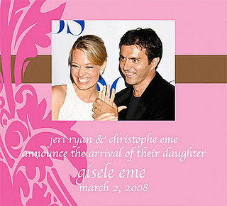 Jeri Ryan Has Baby
