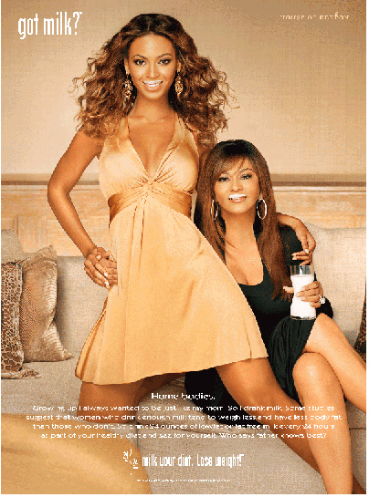 Beyoncé and Tina Knowles