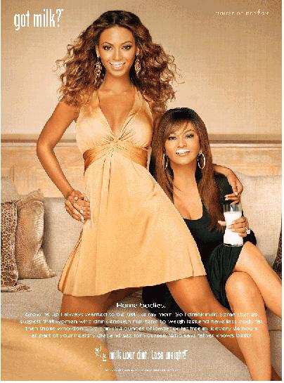 Beyoncé and Tina Knowles