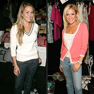 If you had to pick: TEAM L.C or TEAM KRISTIN?